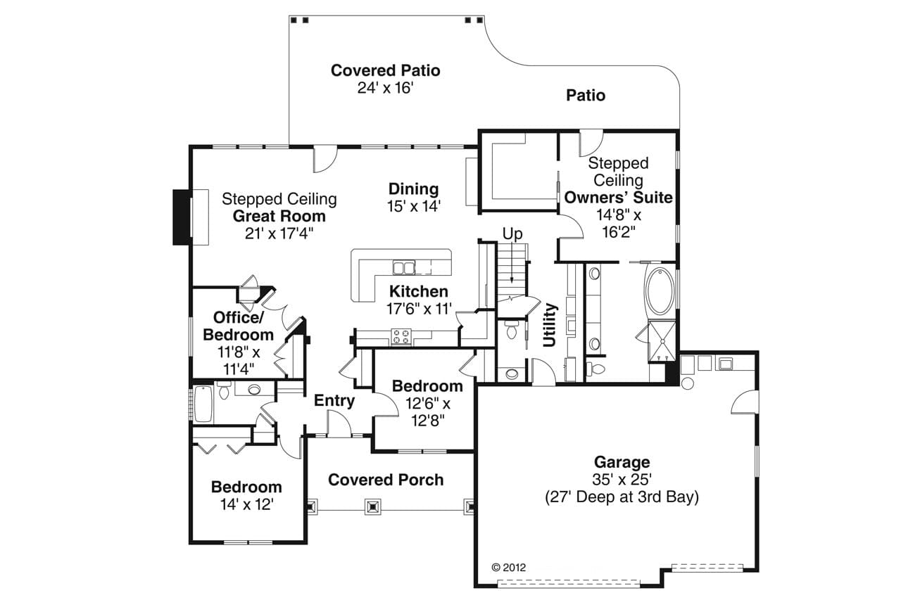 Jamestown 31835 the house plan company for House plan companies