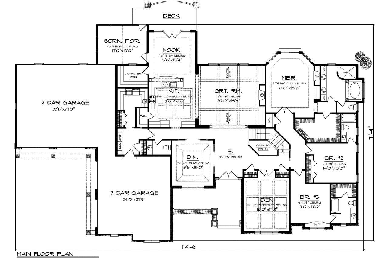 55273 | The House Plan Company on unique ranch house plans, 5-bedroom open floor plans, luxury home plans, best open floor plans, ranch style modular home floor plans, best ranch house plans, raised ranch floor plans, luxury prairie house plans, simple ranch floor plans, large open ranch plans, luxury ranch living room, luxury ranch interior design, large ranch house plans, ranch style open floor plans, small luxury house plans, large ranch style home plans, 5 bedroom ranch house plans, ranch home designs floor plans, ranch style house plans, great one story house plans,