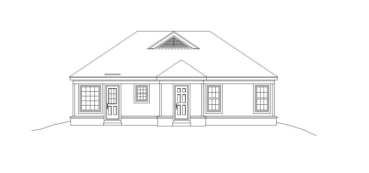 60835   The House Plan Company on