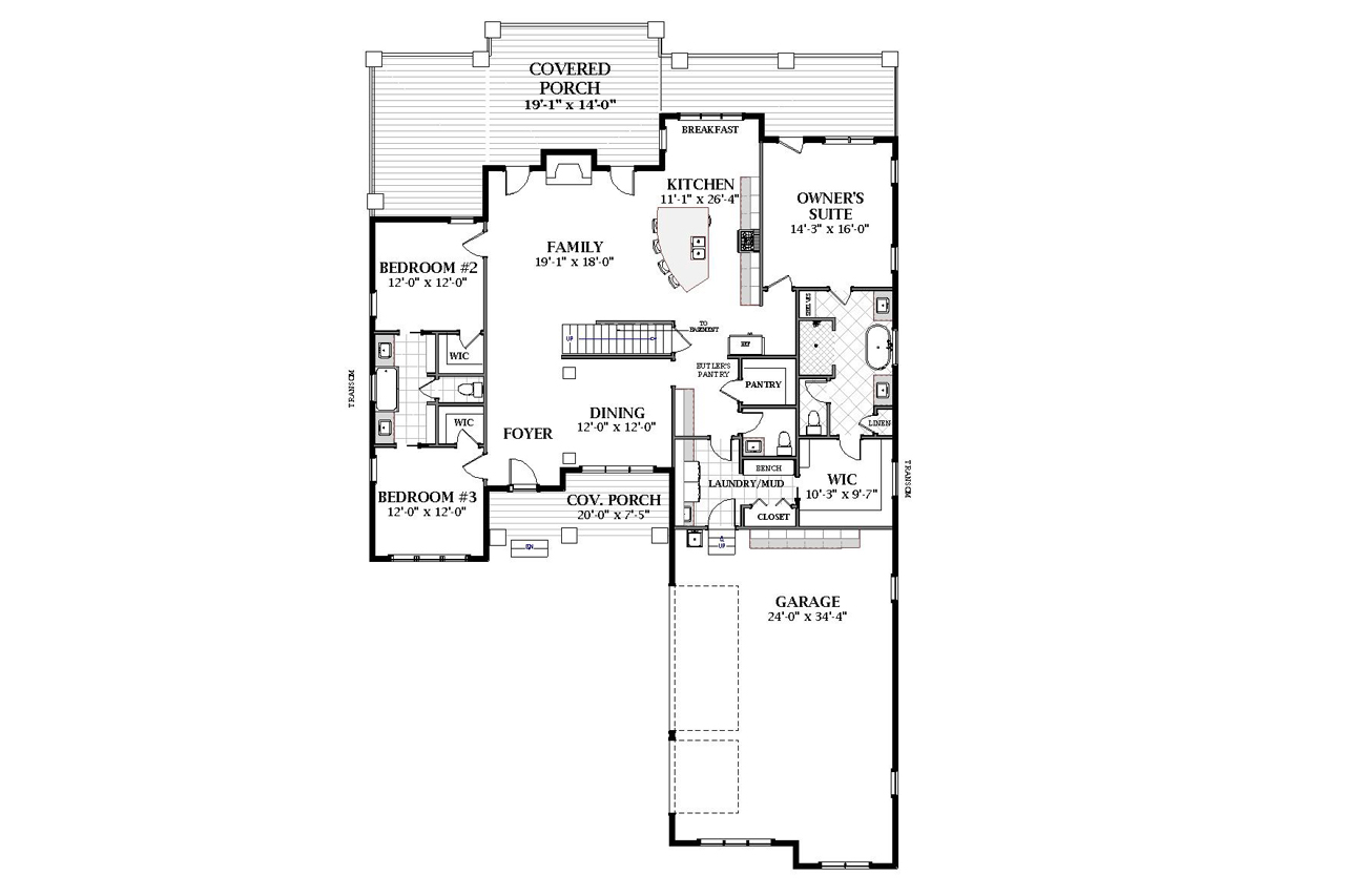 Small House Plans With 3 Car Garage Craftsman House Plans With 3 Car Garage Small House Plans
