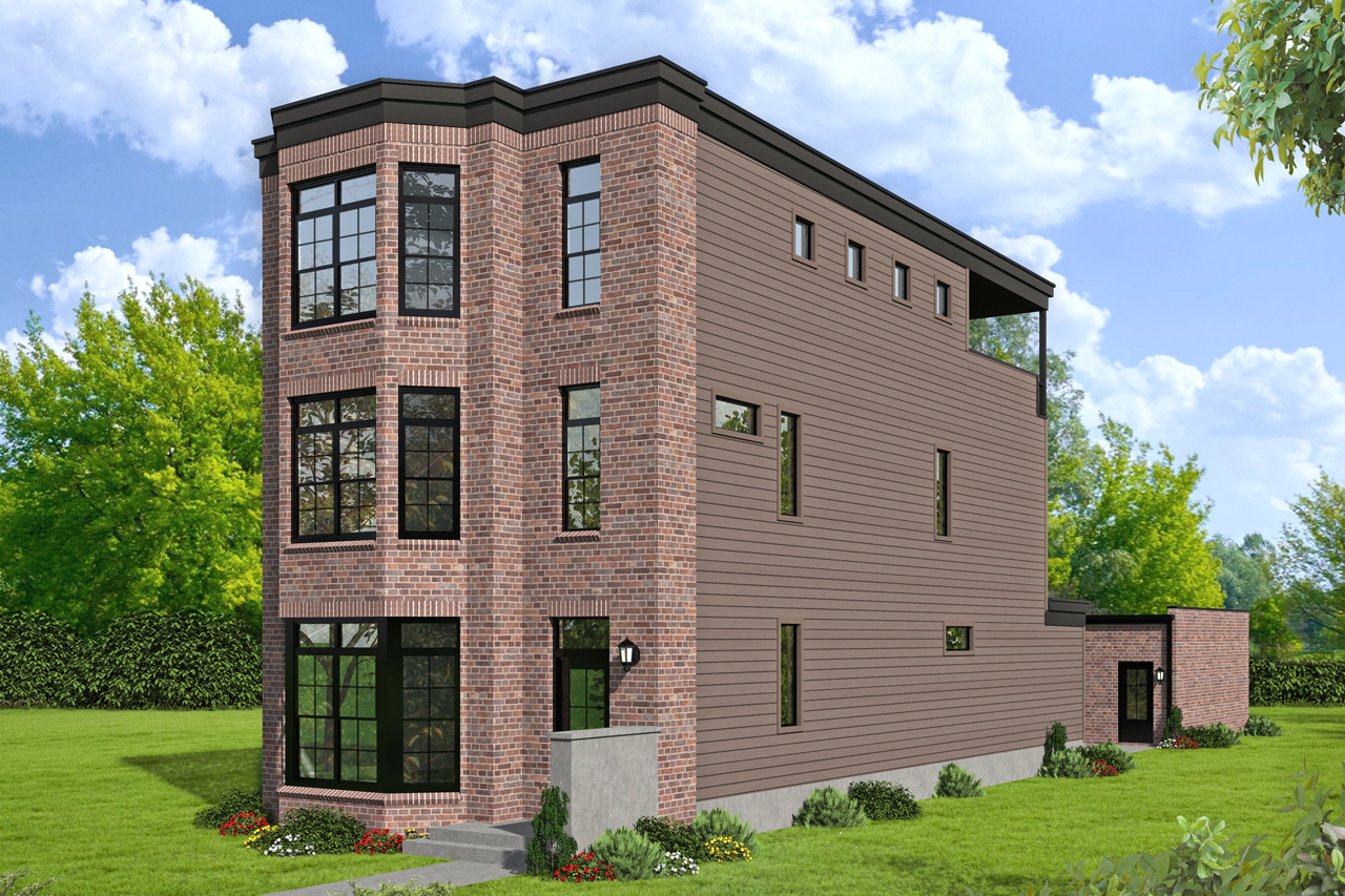 Brownstone 73859 The House Plan Company
