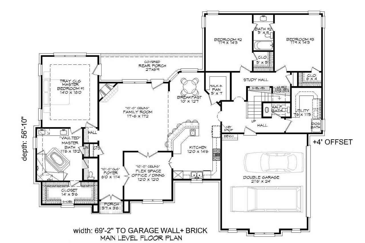 90618 | The House Plan Company on ranch mansions, l-shaped range home plans, ranch remodel before and after, luxury home plans, 3 car garage ranch plans, patio home plans, custom home plans, floor plans, ranch horses, mediterranean style home plans, southern brick home plans, rustic home plans, ranch decks, large family home plans, 1 600 sf ranch plans, new ranch style home plans, rambler style home plans, ranch blueprints, log home plans, cabin plans,