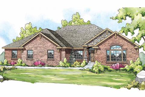 Southern House Plans, Southern Home Plans, Southern Floor Plans
