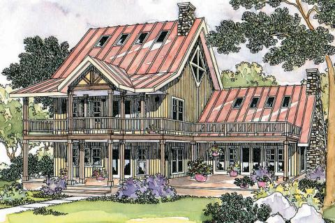 Lodge Style House Plans, Lodge Style Home Plans, Lodge Style Floor Plans