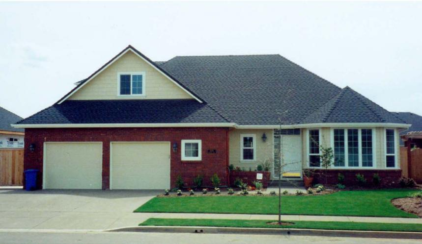 Traditional House Plan - Albany 14277 - Front Exterior