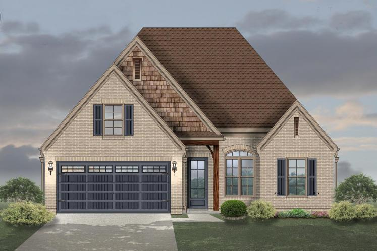 Craftsman House Plan -  14690 - Front Exterior