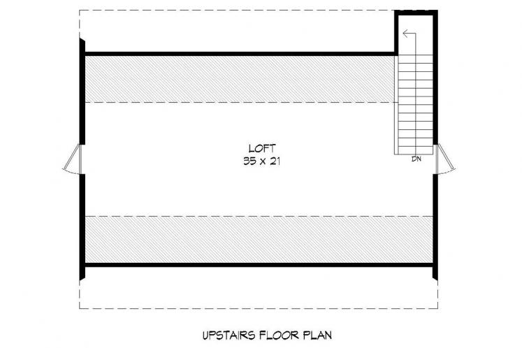 Country  -  20888 - 2nd Floor Plan