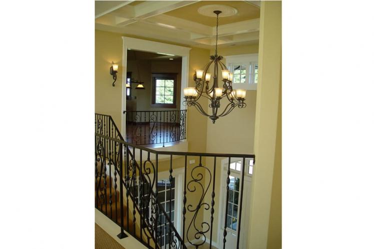 European House Plan - Jacksonville 21669 - Foyer
