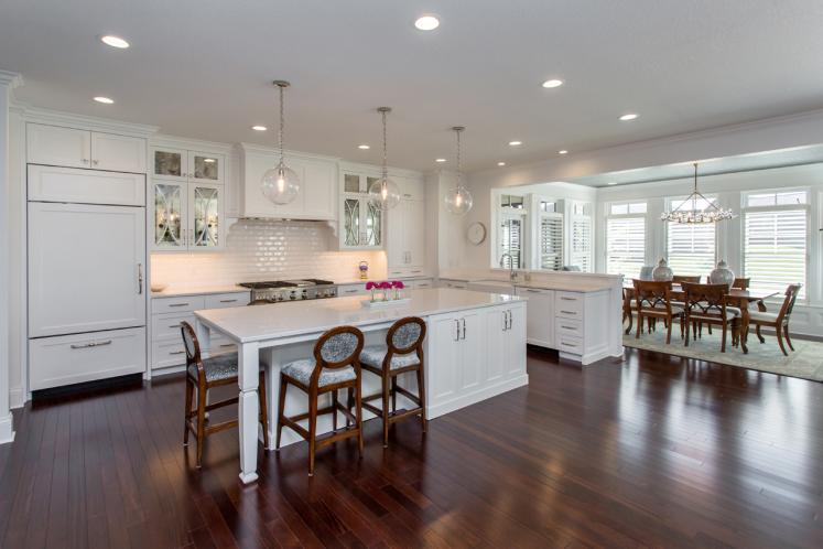 Traditional House Plan -  22557 - Kitchen