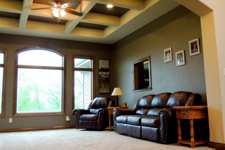 Ranch House Plan -  23861 - Great Room