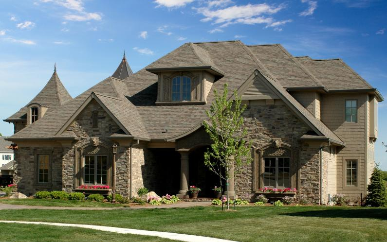 Tuscan House Plan -  23929 - Front Exterior