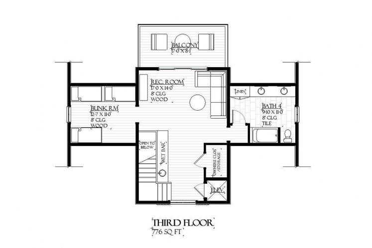 Southern House Plan - Caliza 26527 - Other Floor Plan