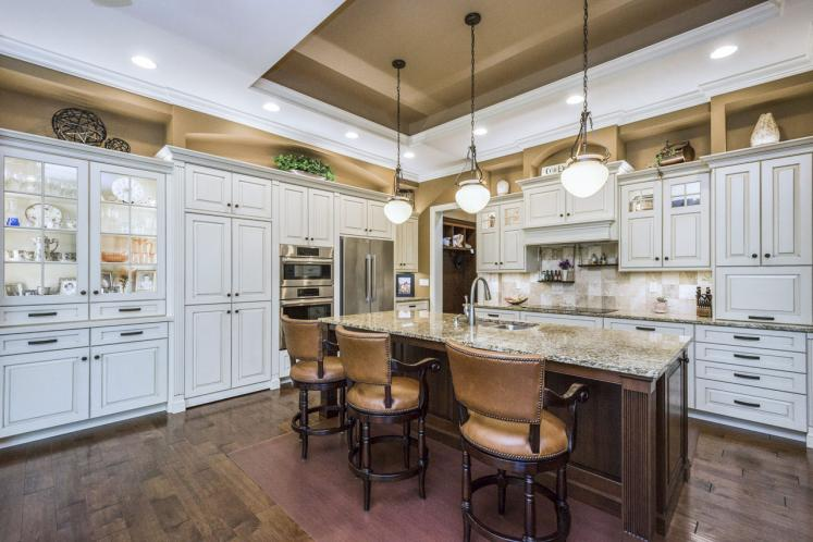 Ranch House Plan -  27236 - Kitchen