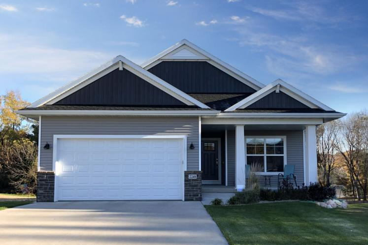 Traditional House Plan -  27327 - Front Exterior