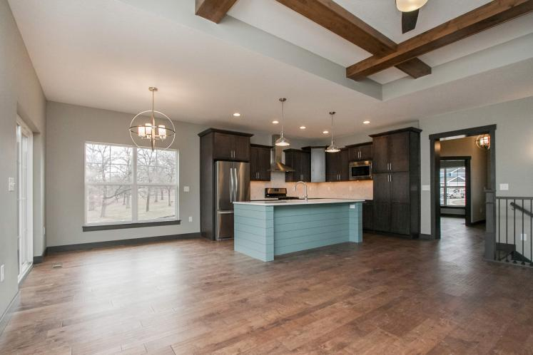 Traditional House Plan -  27327 - Great Room