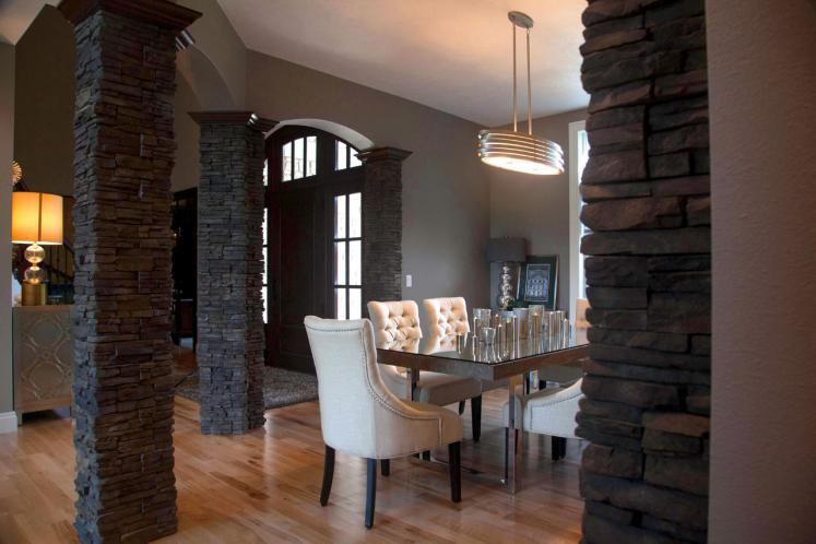 Classic House Plan -  27478 - Dining Room