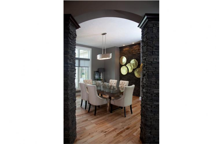 Traditional House Plan -  27478 - Dining Room