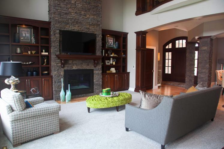 Classic House Plan -  27478 - Great Room