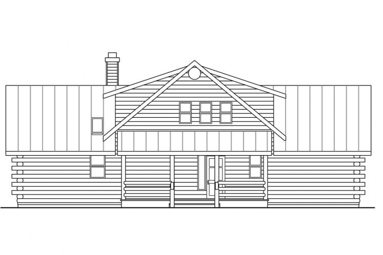 Cottage House Plan - Aspen 32503 - Front Exterior