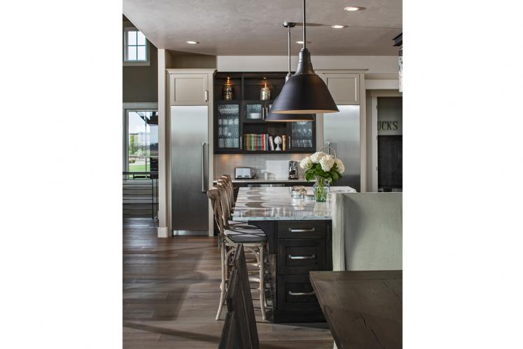 Ranch House Plan - Catalina Ridge 32773 - Kitchen