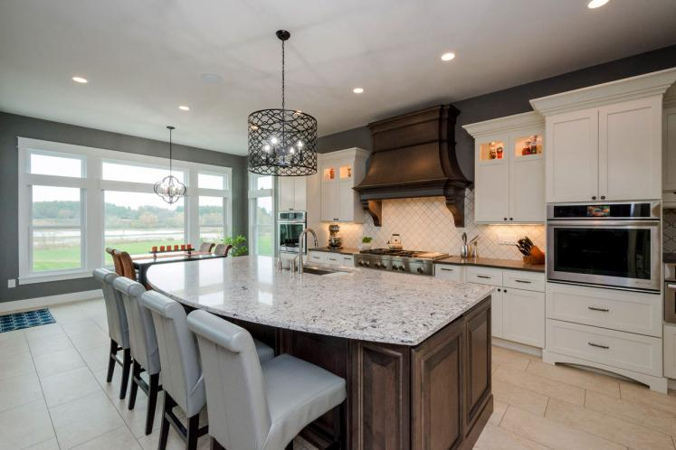 Traditional House Plan -  34676 - Kitchen