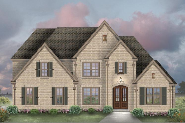 Classic House Plan -  35012 - 1st Floor Plan