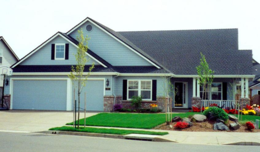 Country House Plan - Brillion 38939 - Front Exterior