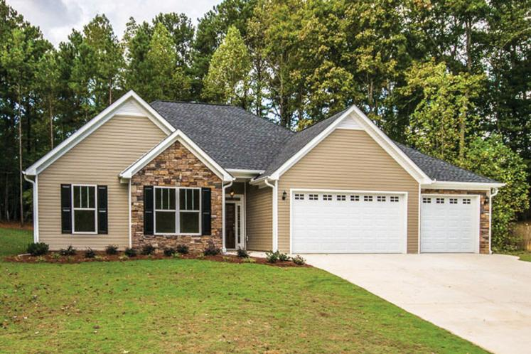 Country House Plan - Locklear 40823 - Front Exterior