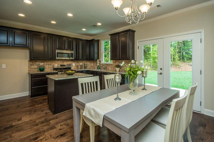 Country House Plan - Locklear 40823 - Dining Room
