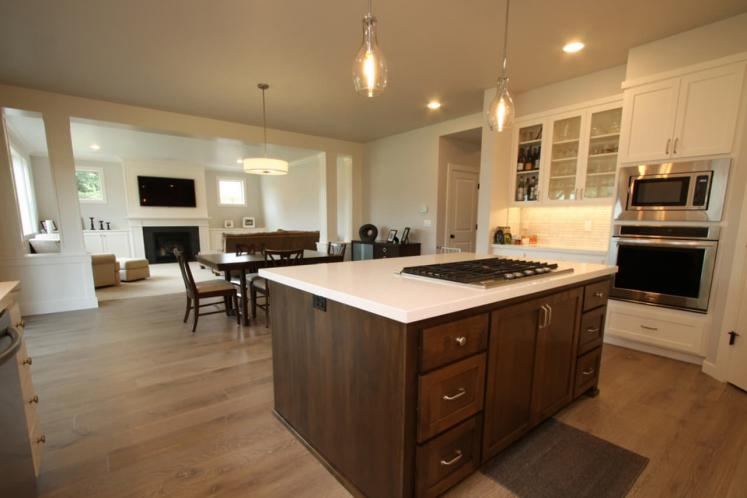 Traditional House Plan - Forest Grove 43013 - Kitchen
