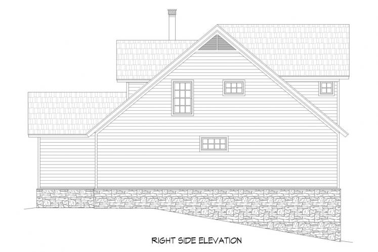 Country House Plan - Front Royal 47319