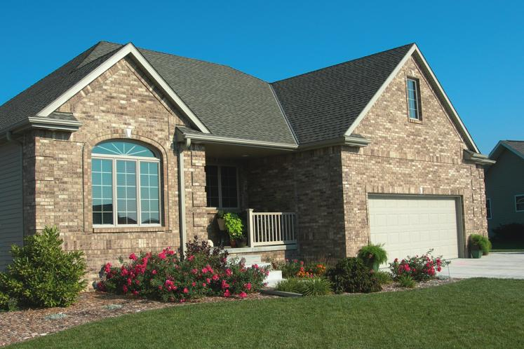 Traditional House Plan - Tollefson BL 48322 - Front Exterior