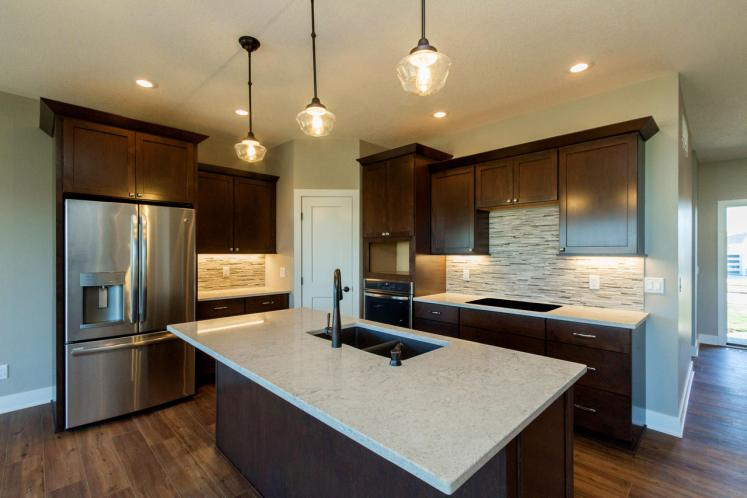 Traditional House Plan -  48771 - Kitchen