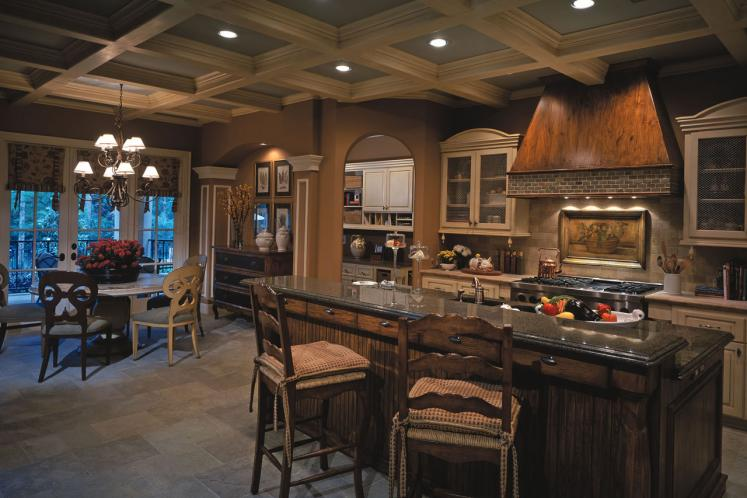 Country House Plan - Ashwood Manor 50085 - Kitchen