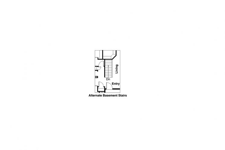 Cottage House Plan - Cleveland 55771 - Other Floor Plan