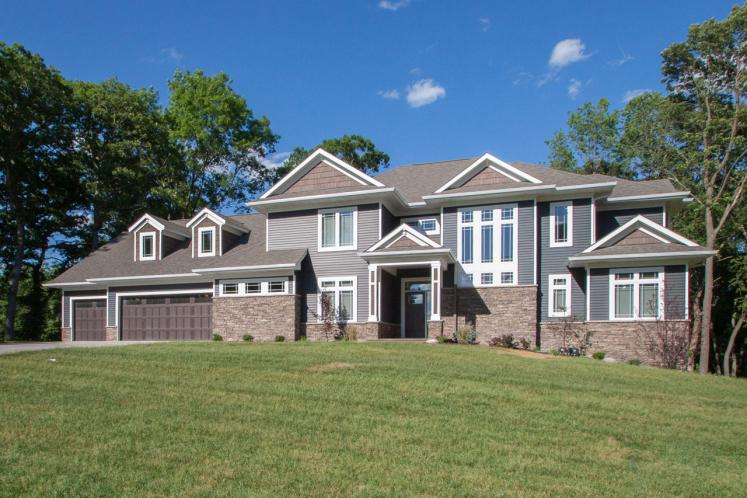 Classic House Plan -  58782 - Front Exterior