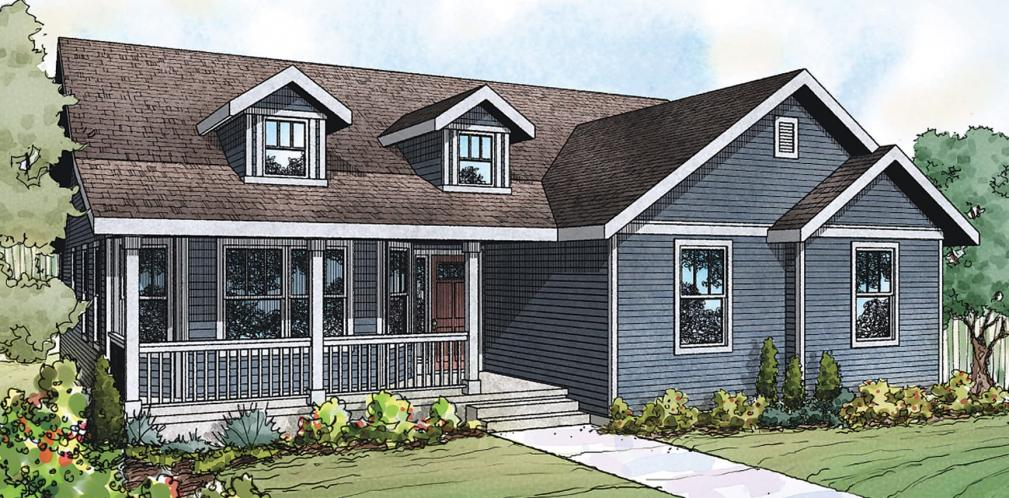 Country House Plan - Callahan 59137 - Front Exterior