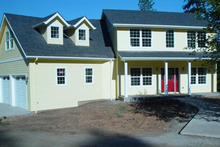 Country House Plan - Alsea 59433 - Front Exterior