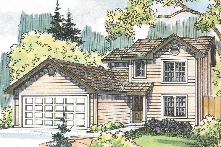 Country House Plan - Aldridge 59872 - Front Exterior