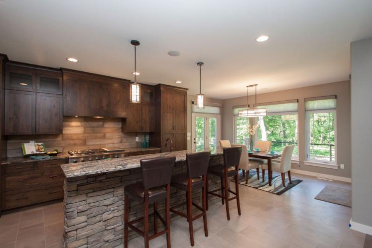 Country House Plan -  60388 - Kitchen