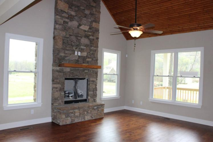 Country House Plan -  69808 - Great Room