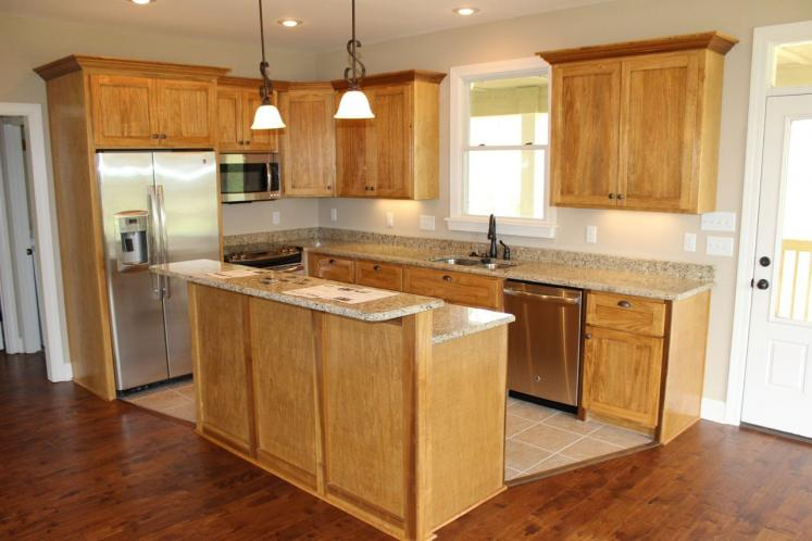 Country House Plan -  69808 - Kitchen