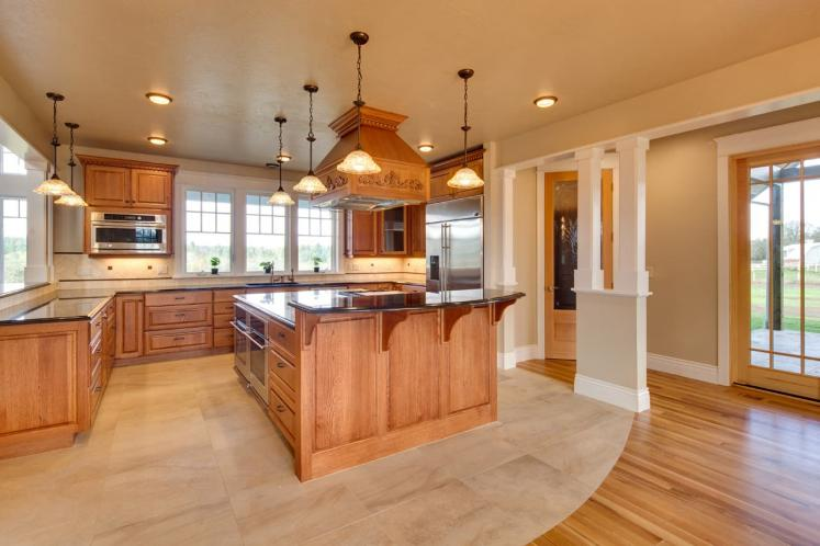 Country House Plan - Nottingham 70768 - Kitchen