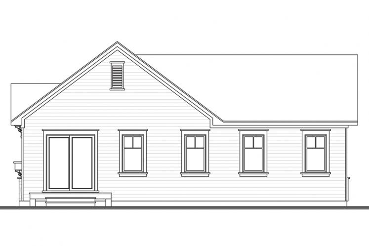Traditional House Plan - Erindale 2 73439