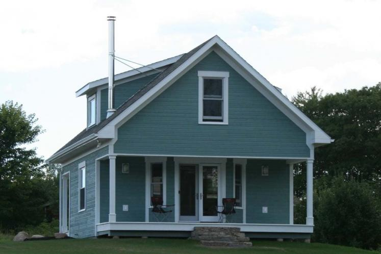 Country  - Guest Cottage 78401 - Front Exterior