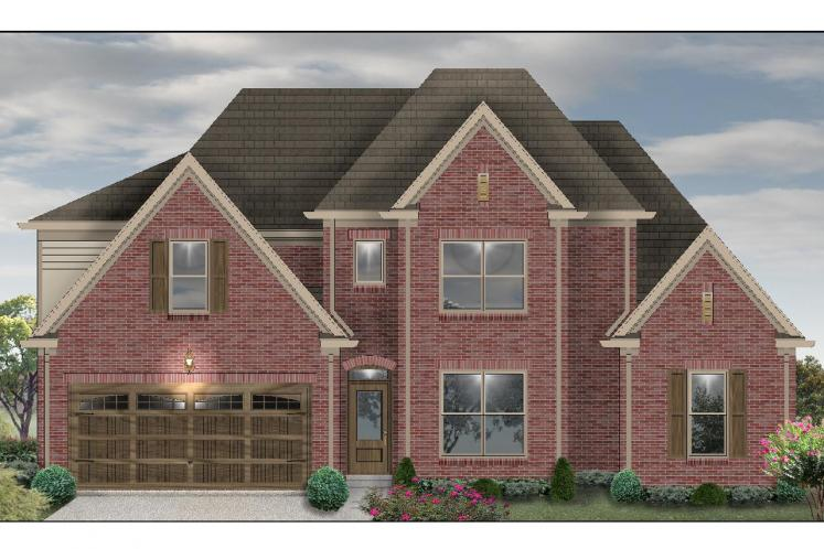 European House Plan -  81014 - Front Exterior