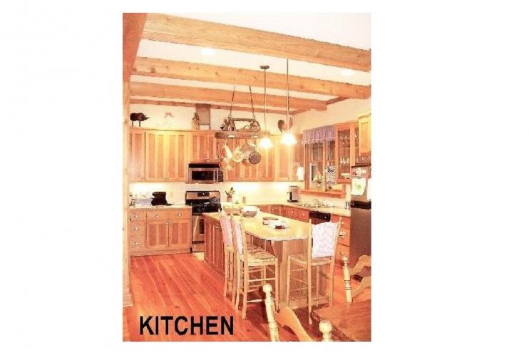 Country House Plan -  81334 - Kitchen