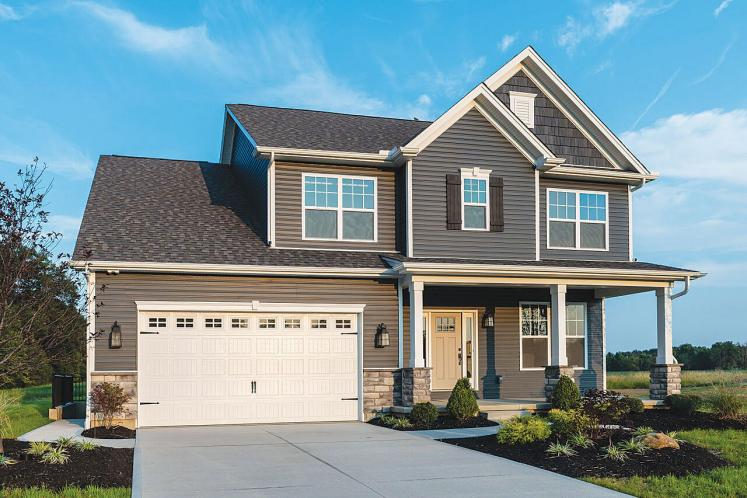 Traditional House Plan - Hepburn 83619 - Front Exterior