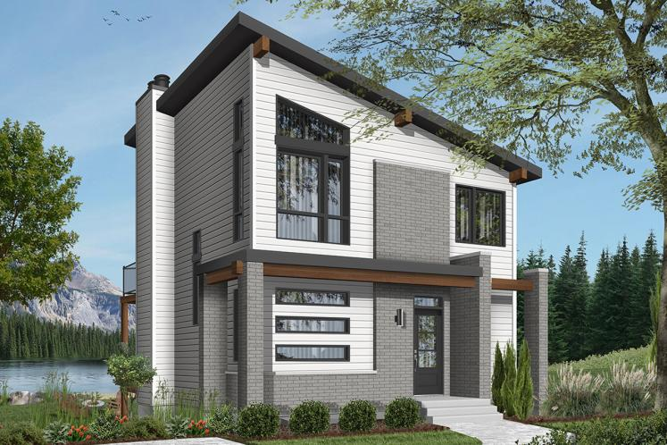 Cottage House Plan - Taylor 85611 - Front Exterior