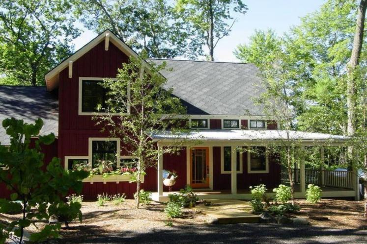Cottage House Plan - Bluewater 87491 - Front Exterior